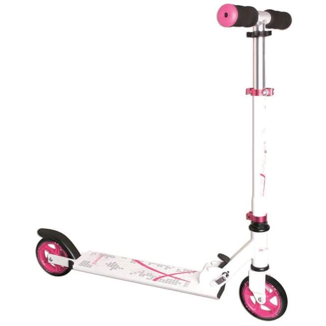 Alu Scooter Muuwmi 125 - weiß/pink