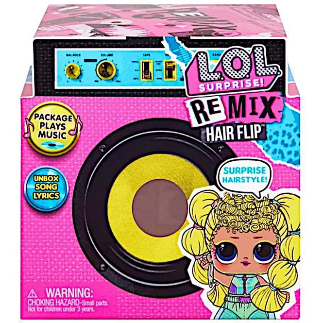L.O.L. Surprise! - Remix Hair Flip Püppchen - 1 Stück