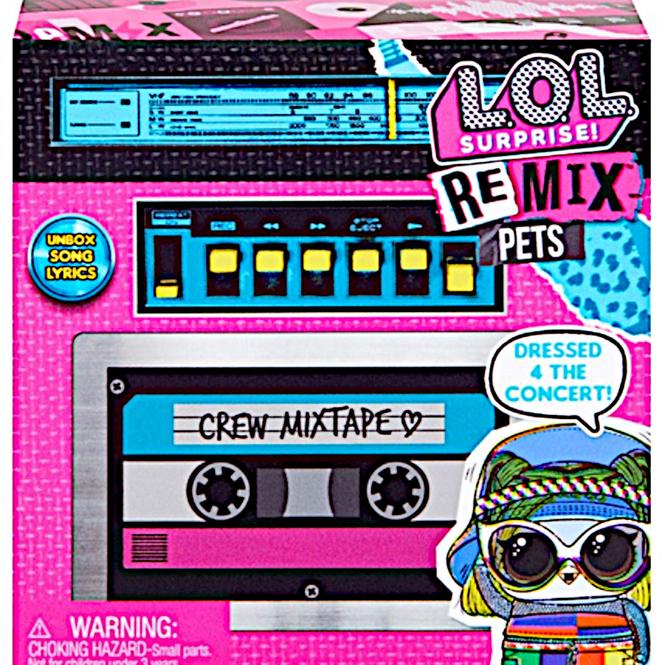 L.O.L. Surprise! - Remix Pets - 1 Stück