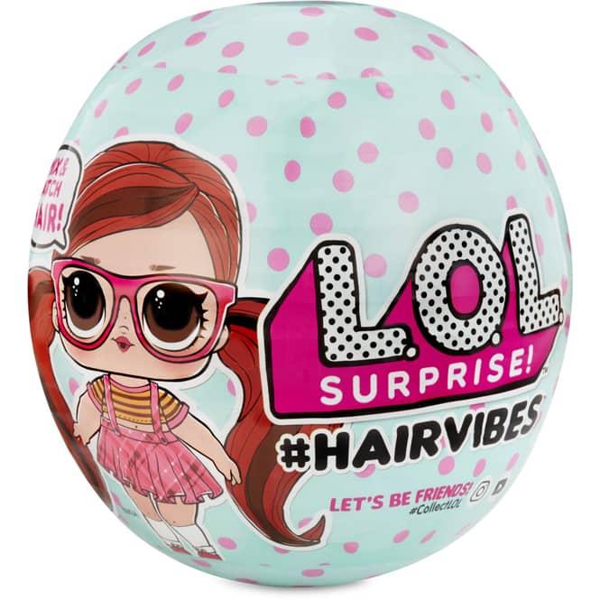 L.O.L. Surprise Hairvibes Tots - 1 Stück