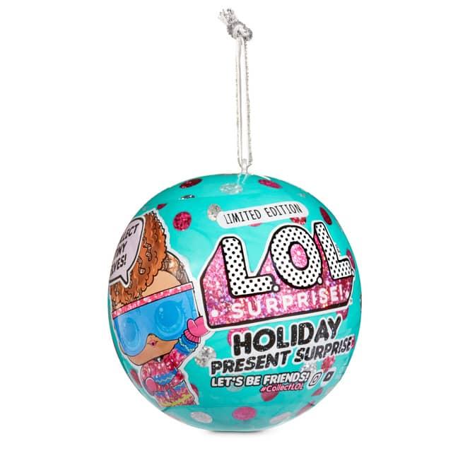 L.O.L. Surprise! - Holiday Present Surprise - 1 Stück