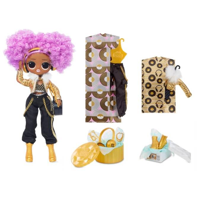L.O.L. Surprise! - O.M.G. Fashion Puppe - 24K D.J.