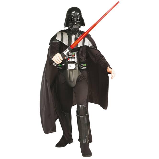 Darth Vader Kostüm - Deluxe - für Erwachsene