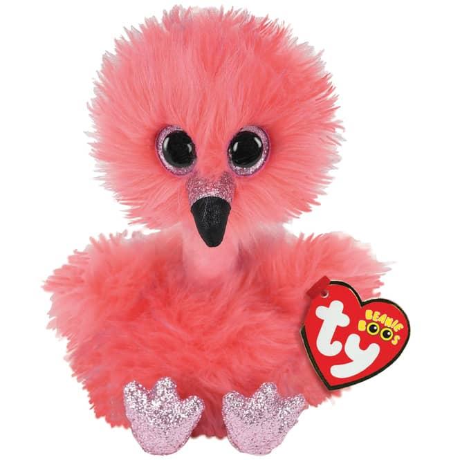 Beanie Boo - Flamingo Franny - 15 cm