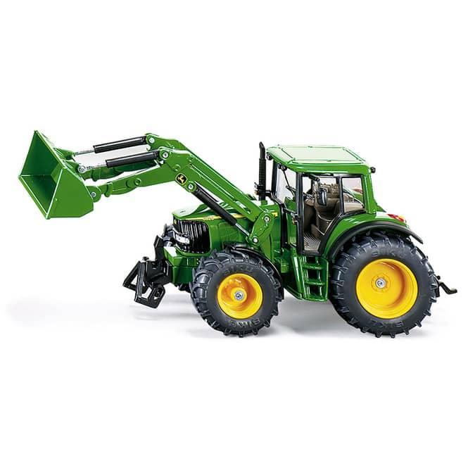 Siku Farmer 3652 - Traktor John Deere mit Frontlader - 1:32