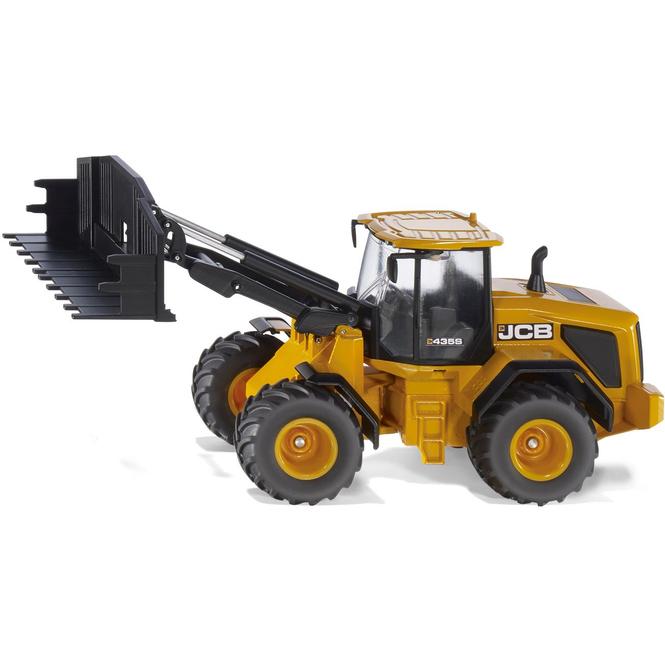SIKU 3663 - Radlader JCB 435S Agri