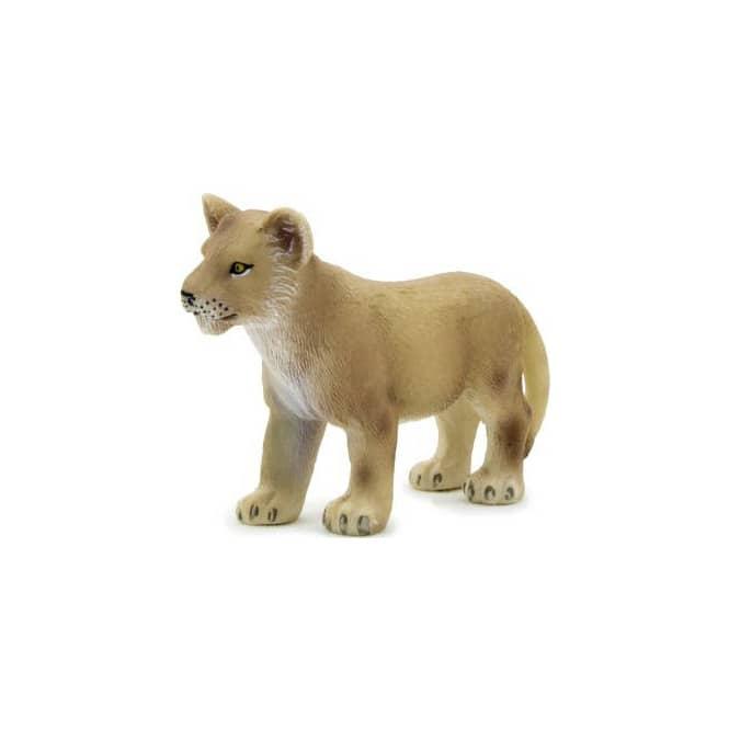 Besttoy Wildlife - Löwenjunges stehend - Spielfigur 387011
