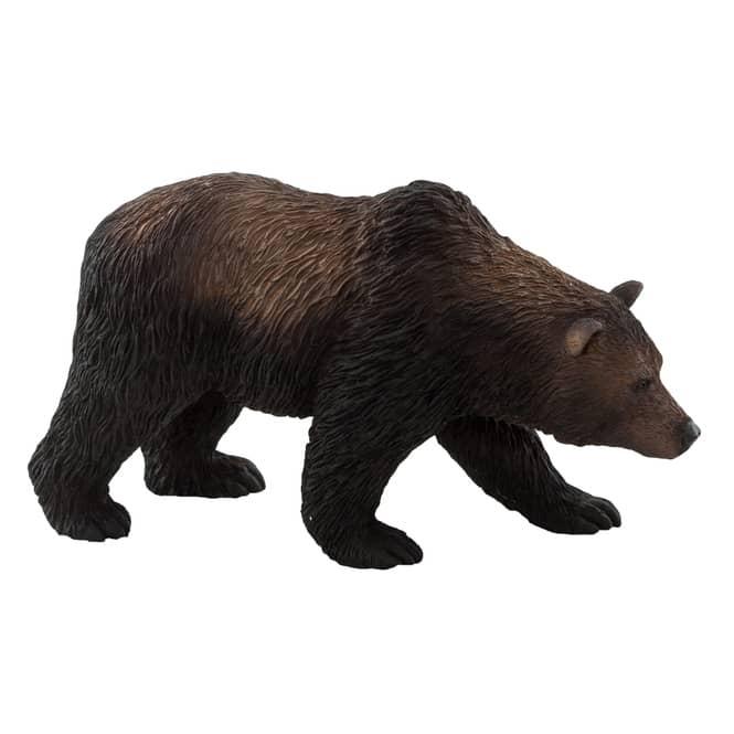 Besttoy Woodland - Grizzly Bär - Spielfigur 387216