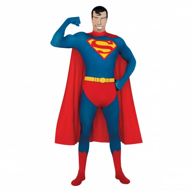 Superman Kostüm für Erwachsene