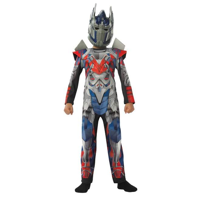 Transformers Kostüm - Optimus Prime - für Kinder