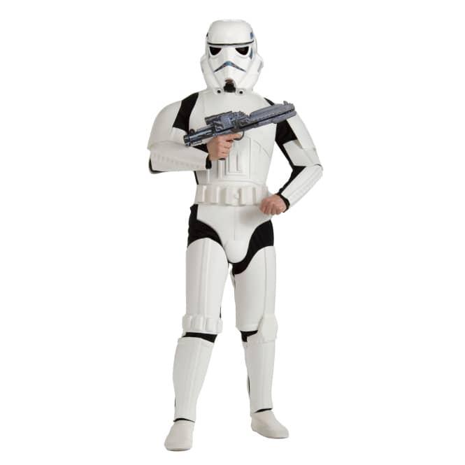 Stormtrooper Kostüm - Deluxe - für Erwachsene