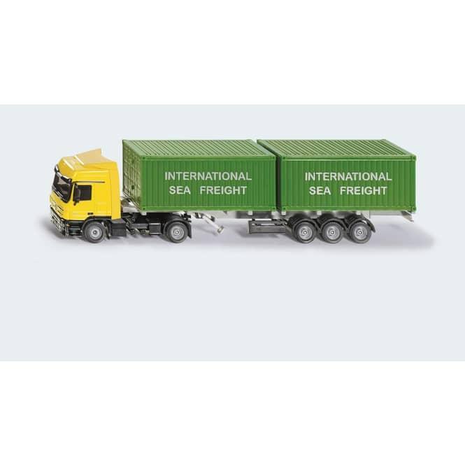 Siku Super 3921 - LKW mit Container - Maßstab: 1:50