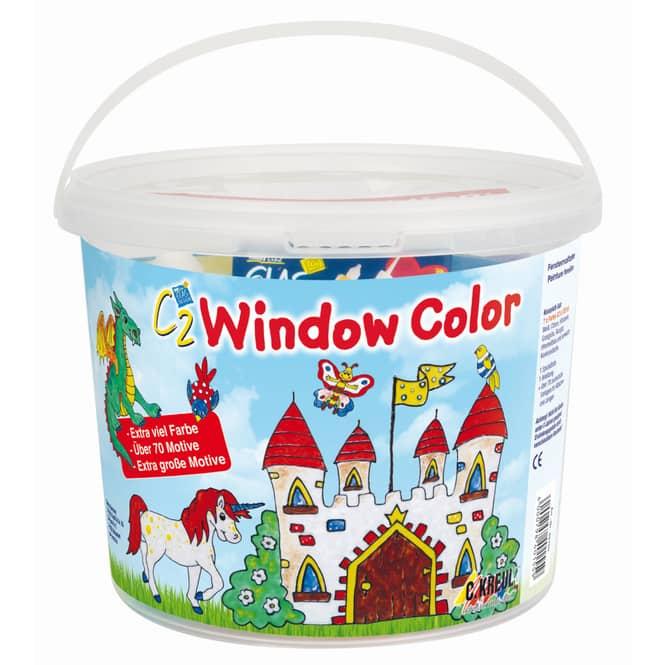 MUCKI Window Color - Powerpack Burg
