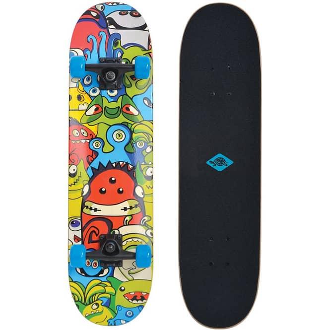 Skateboard - Slider 31'' - Monster