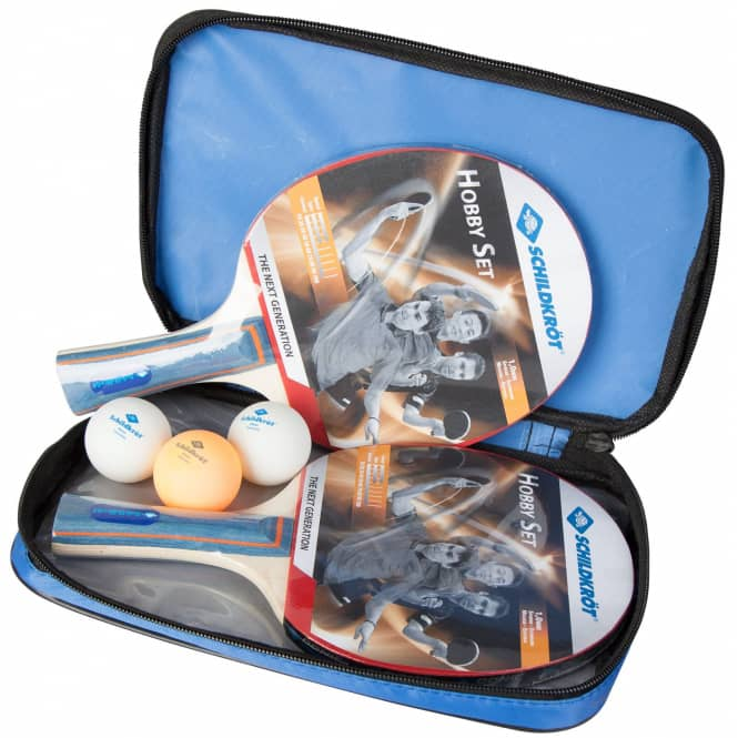 Tischtennis Set mit Tasche