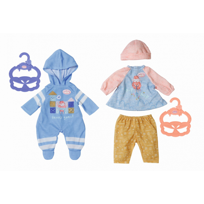 Baby Annabell Little - Tagesoutfit - 36 cm - 1 Stück