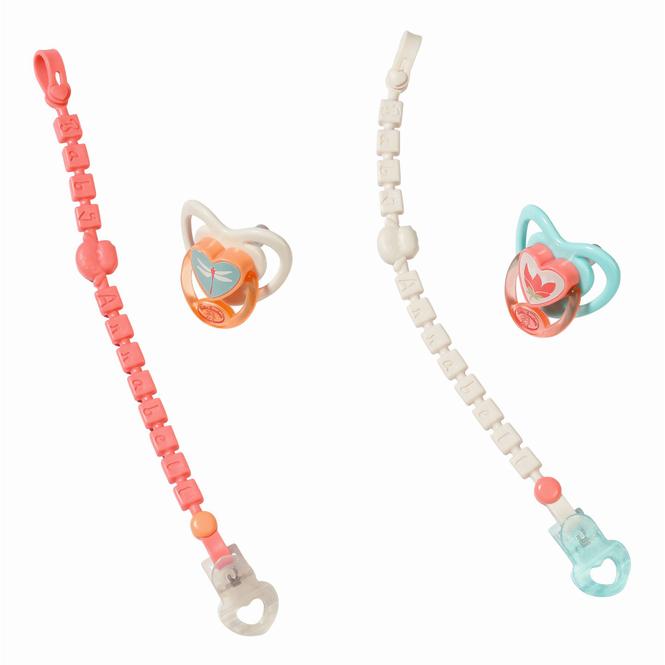 Baby Annabell - 1 Schnuller mit Clip - verschiedene Designs