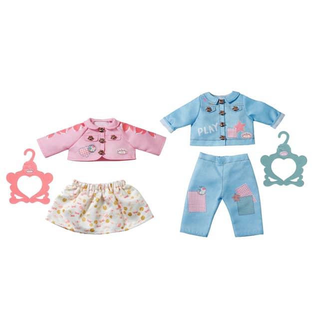 Baby Annabell - Outfit Boy & Girl - 43 cm - versch. Designs