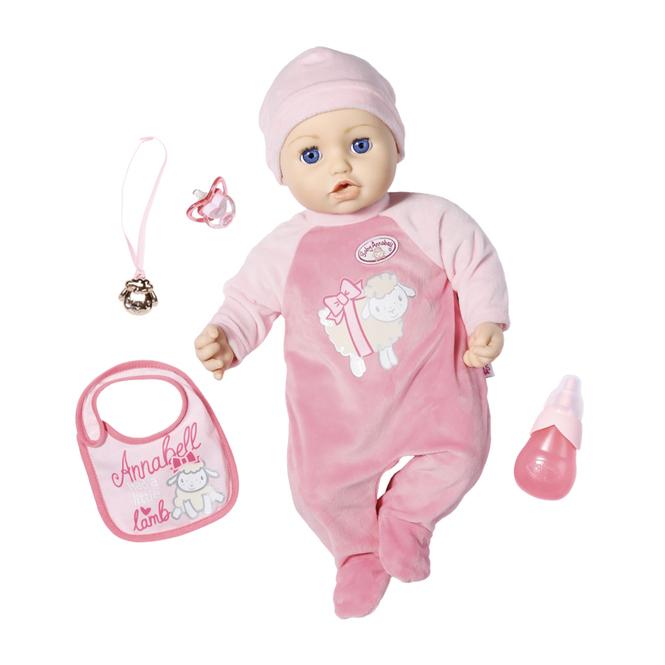 Baby Annabell - Puppe - 43 cm - Neue Version