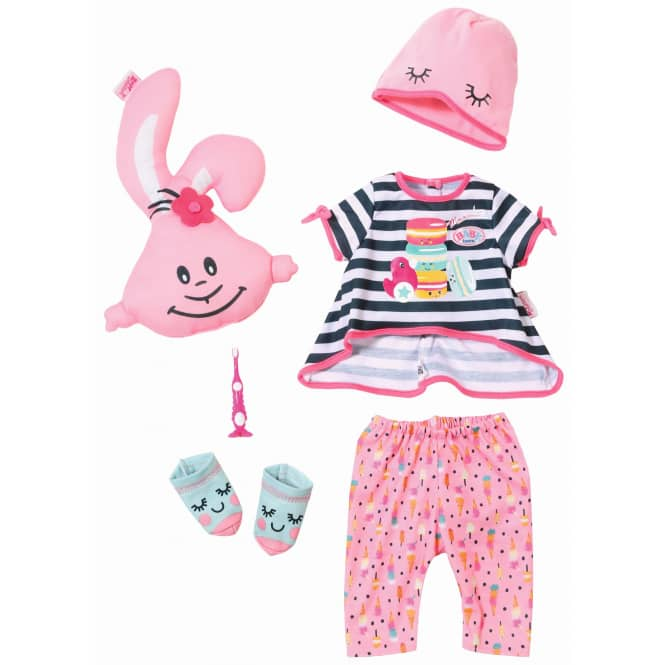 Baby Born - Deluxe Übernachtungsparty Outfit