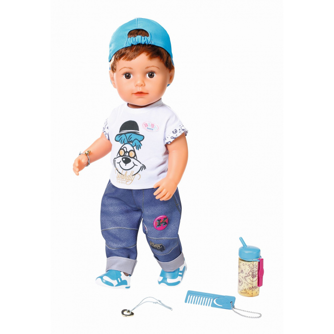 BABY born - Soft Touch Brother - 43 cm
