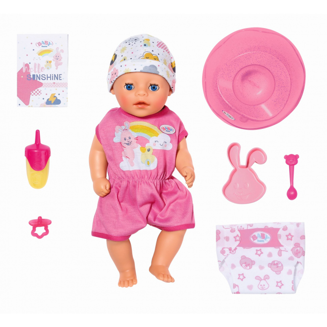 BABY born® - Soft Touch - Little Girl - 36cm