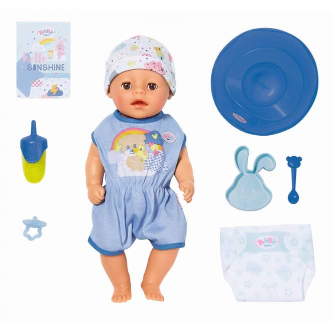 BABY born® Soft Touch - Boy - 36cm