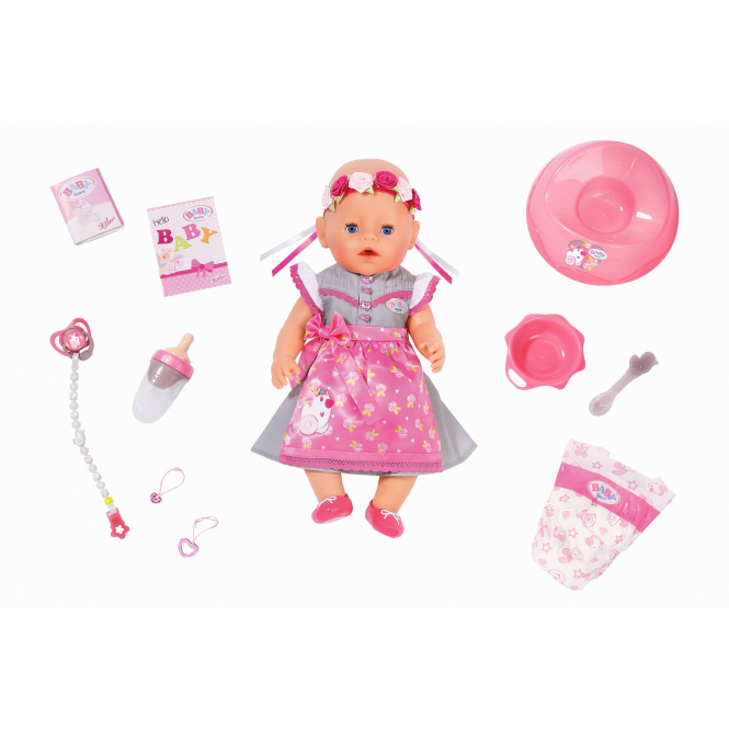 BABY born® Soft Touch - Dirndl Edition