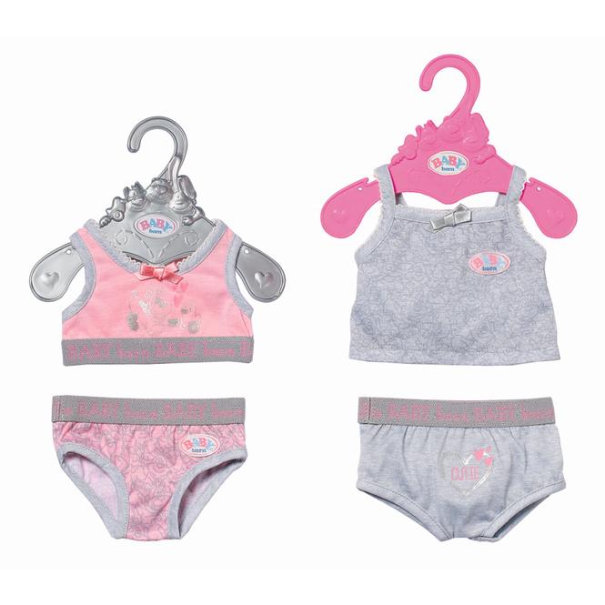 BABY born - Unterwäsche - 2 verschiedene Designs