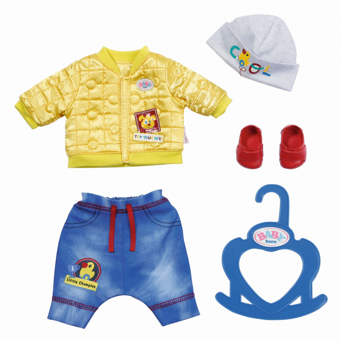 BABY born Little - Cool Kids Outfit - 36 cm