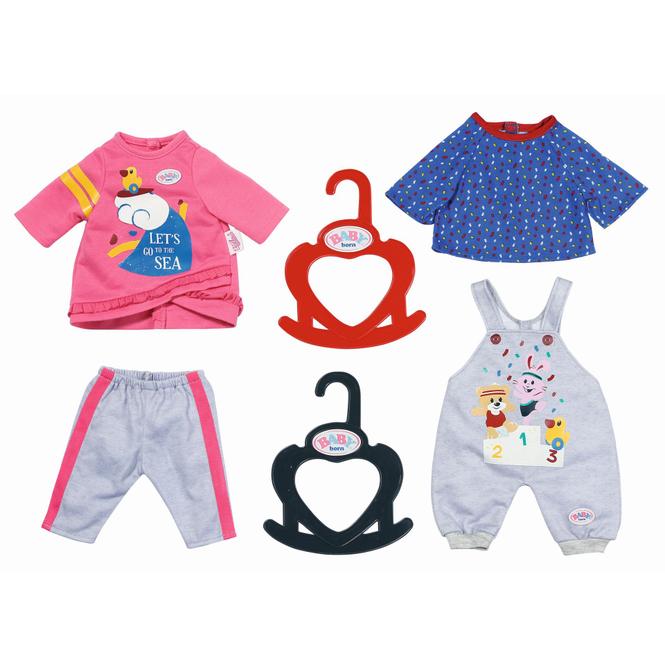 BABY born Little - Freizeit Outfit - 36 cm - versch. Designs
