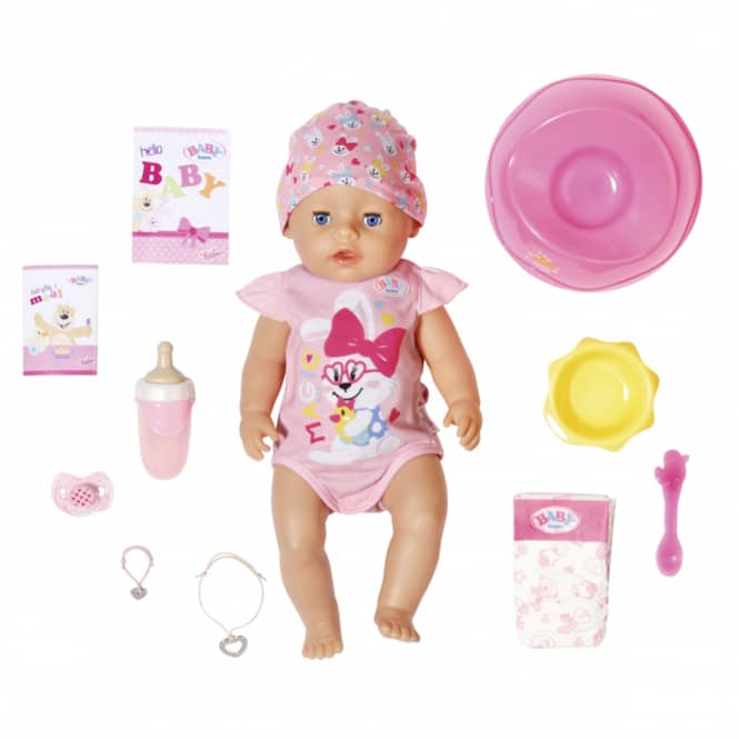 BABY born - Magic Girl - Puppe - 43 cm