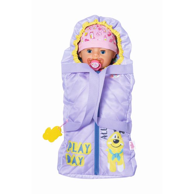 BABY born - Schlaf- und Tragetasche