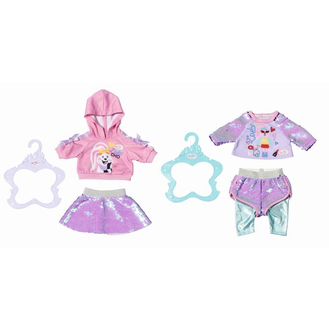 BABY born - Sister Fashion - 43 cm - versch. Designs
