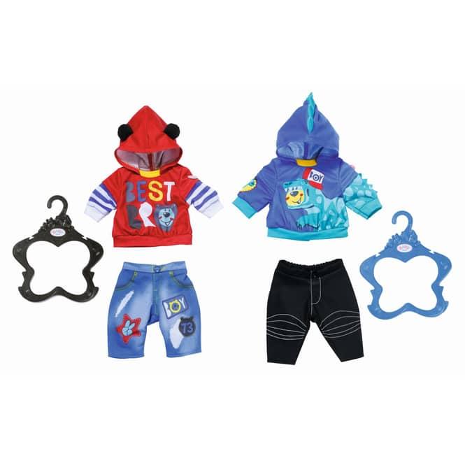 BABY born - Brother Outfit - verschiedene Designs