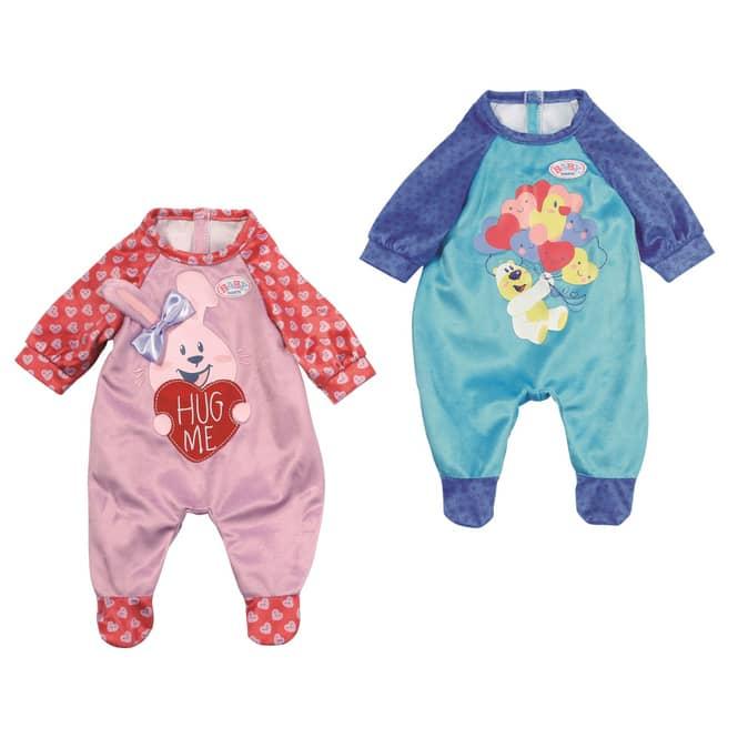 BABY born -  1 Strampler - 2 verschiedene Designs