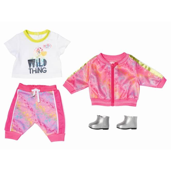 BABY born - Trendiges Pink Set