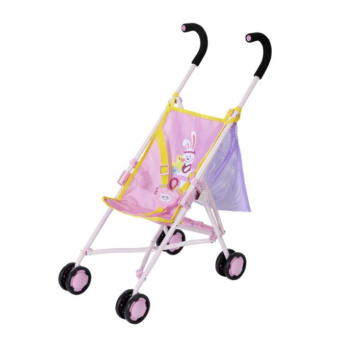 BABY born - Buggy mit Aufbewahrungsnetz