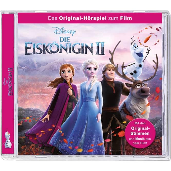 Die Eiskönigin 2 - Original Hörspiel CD zum Film