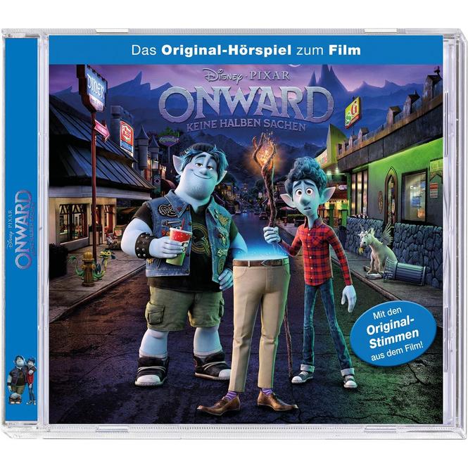 Onward - Hörspiel CD - Keine halben Sachen