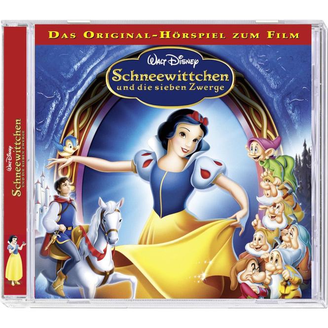 Schneewittchen und die sieben Zwerge - Hörspiel CD