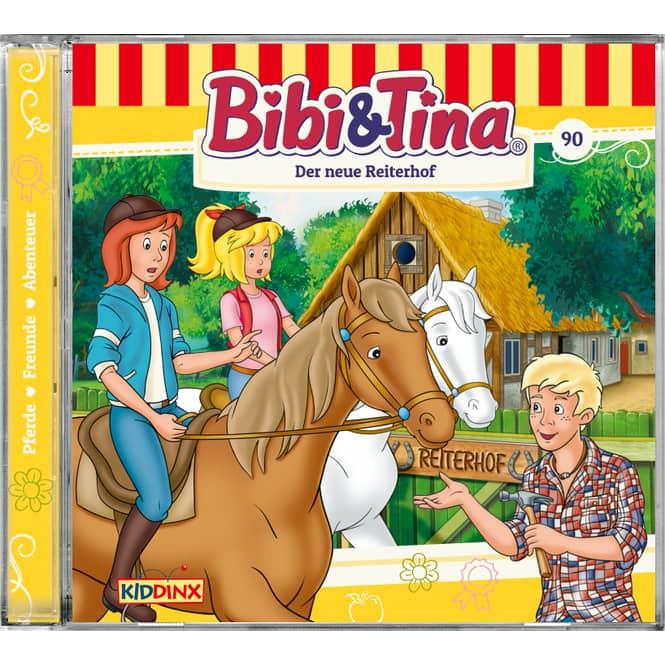 Bibi und Tina - Hörspiel CD - Folge 90 - Der neue Reiterhof
