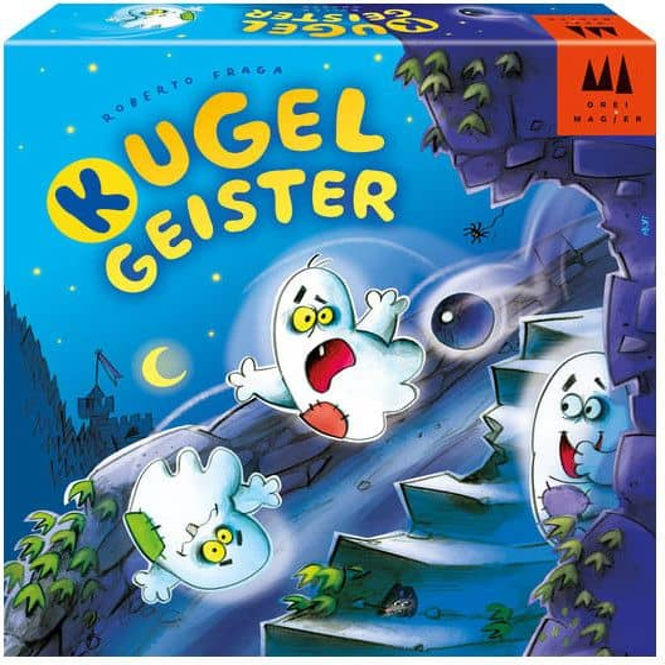 Kugelgeister - Drei Magier® - Schmidt Spiele