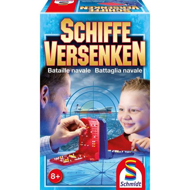 Schiffe versenken - Schmidt Spiele