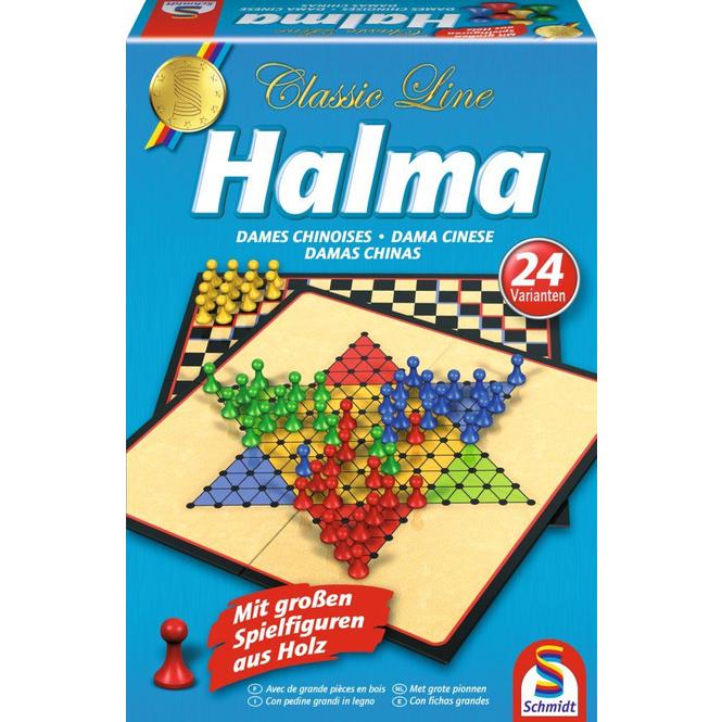 Halma - Brettspiel
