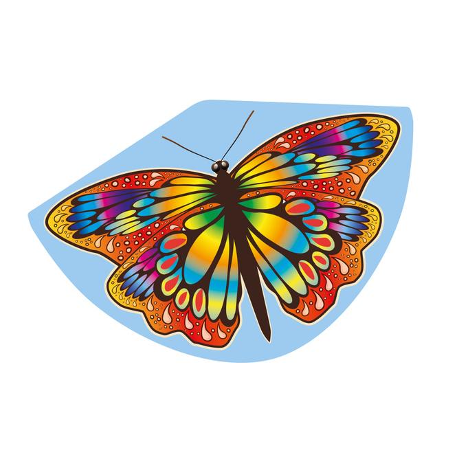 Drachen - Schmetterling - ca. 90 cm