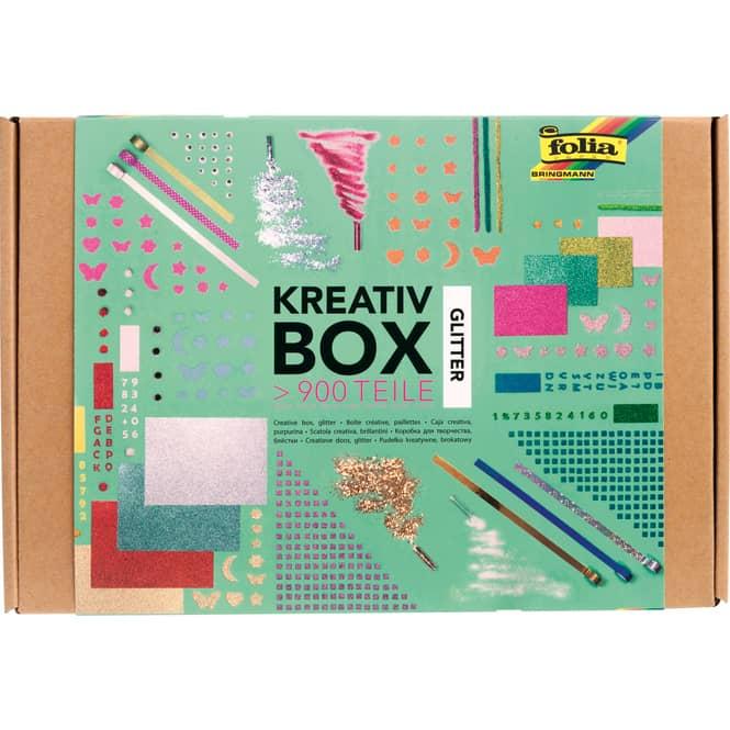 Kreativ Box - Glitter Mix