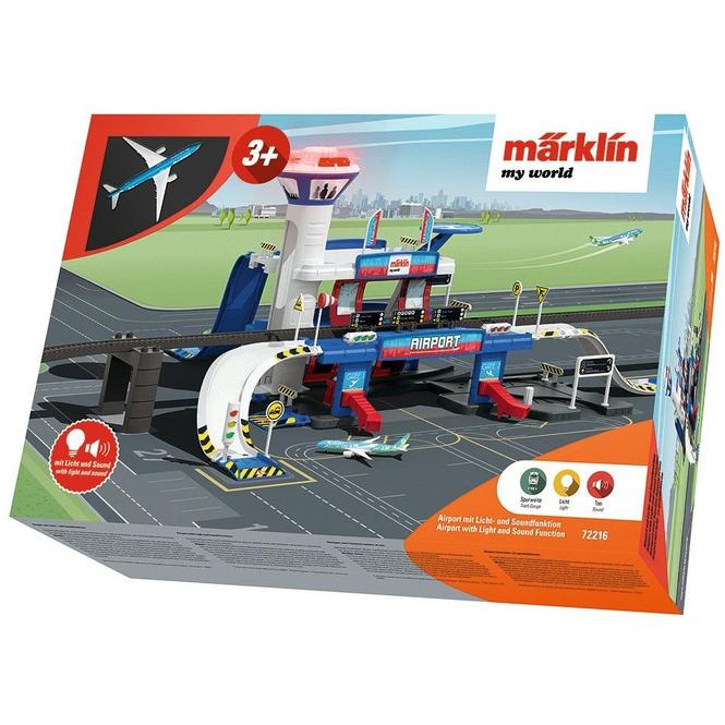 Märklin 72216 - Airport mit Licht-und Soundfunktionen