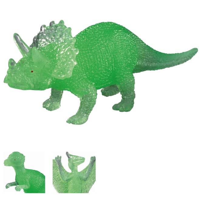 Dino-Ei - Nachtleuchtende Dinos zum Ausgraben - 1 Stück