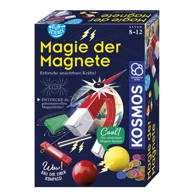 Fun Science - Magie der Magnete